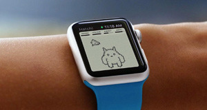 Apple Watch'ta sanal bebek efsanesi
