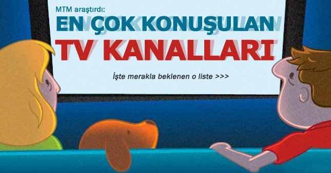 Basında en çok TRT kanalları konuşuldu