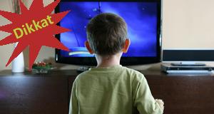 Çocuğunuza televizyon izletmeyin
