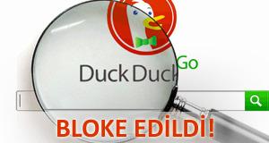 DuckDuckGo Çin'de yasaklandı