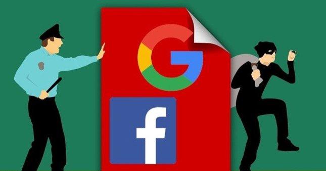Google'ı 122 milyon dolar dolandırdı