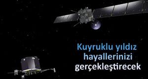 İnsanlık adına büyük bir adım atan Rosetta ve Philae