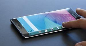 Kavisli Samsung geliyor