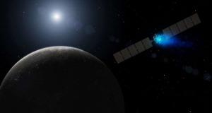 Nihayet cüce gezegen Ceres'e ulaşıldı