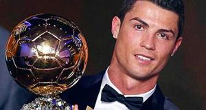 Ronaldo ödül aldı sosyal medya coştu