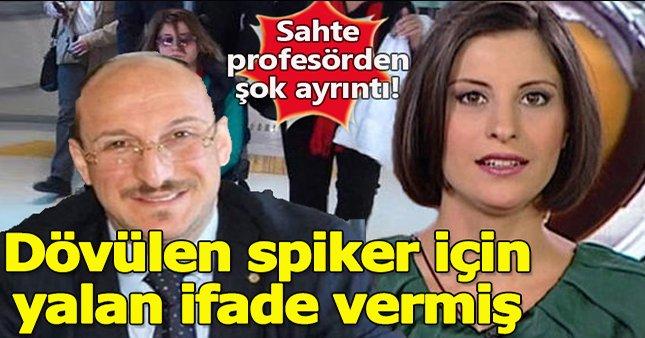 Sahte profesör Kübra Eken'e karşı ifade vermek için parayla tutulmuş