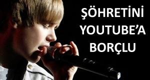 Youtube ile gelen şöhret: Justin Bieber