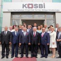 EBSO Çevre Ödülleri, 3 KOSBİ firmasının oldu