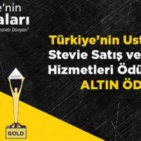 Türkiye'nin Ustaları'na Stevie Awards'tan altın ödül