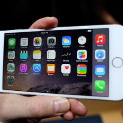 iPhone 6 Plus'a neler oluyor?