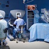 12 yılda 1500 robotik cerrahi operasyon!