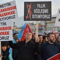 130 bin çalışan metal işçisinden grev kararı!