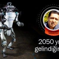 2050 yılına gelindiğinde…