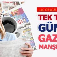 22 Ekim 2019 Gazete manşetleri