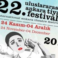 22. Uluslararası Ankara Tiyatro Festivali kapılarını açıyor