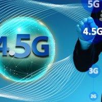 4,5G'de ses internet üzerinden verilecek...