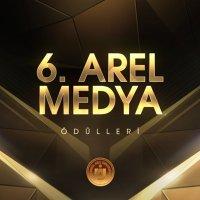 6'ncı Arel Medya Ödüllerinde ilk gün ödüllerinin sahipleri...