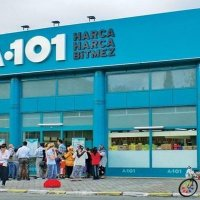 A101 Zincir Marketler kategorisinde ödül aldı!