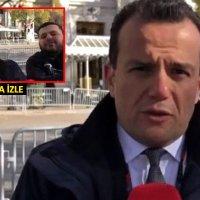 ABD'de TRT Haber muhabirine saldırı
