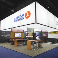 ACE of MICE Exhibition Turkish Airlines fuarı İstanbul 'da