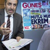 AK Parti'den Güneş gazetesine kınama!