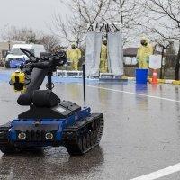 ASELSAN'dan Jandarmaya bomba robot hediyesi...