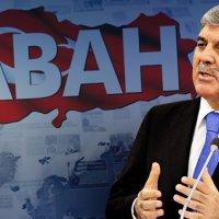 Abdullah Gül'den Sabah'a yalanlama