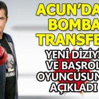 Acun'dan bomba transfer