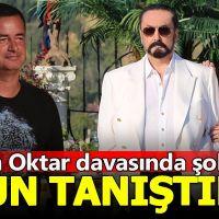 Adnan Oktar'ın iddianamesinde Acun Ilıcalı detayı
