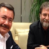 Ahmet Hakan Melih Gökçek'i ters köşeye yatırdı
