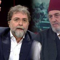 Ahmet Hakan ateş püskürdü