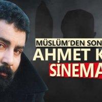 Ahmet Kaya'nın hayatını anlatan 'AHMEDO İki Gözüm' filmi