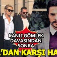 Ahmet Kural'ın avukatlarının 'kanlı gömlek' başvurusundan sonra Sıla'dan karşı hamle