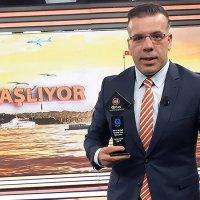 Akit TV spikerine yılın haber spikeri ödülü