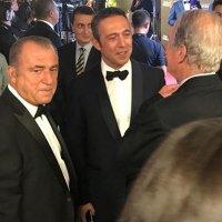Ali Koç ve Fatih terim'in reklam servisi kavgası