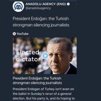 Anadolu Ajansı'ndan skandal paylaşım