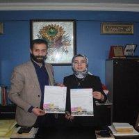 Anadolu Basın Birliği (ABB) ile anlaşma imzaladı.