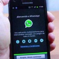 Android'in Whatsapp'ında yenilik