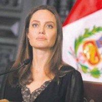Angelina Jolie ile ilgili şok iddia!