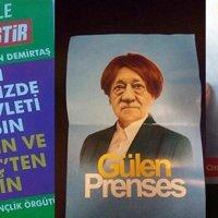 Ankara'da korsan broşür!