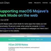 Apple, macOS Mojave İçin yeni bir beta yayınladı