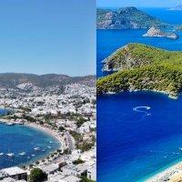 Araştırma: Türkler Bodrum'u yabancılar ise Fethiye'yi tercih ediyor