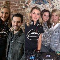 Arzu Sabancı DJ'lik yaptı