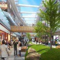 Avrupa'nın üzeri açılıp kapanabilen ilk alışveriş merkezi Point Bornova açılıyor