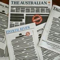 Avustralya şokta: Bütün gazeteler bu şekilde çıktı!