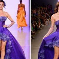 Ayşe Hatun Önal New York Fashion Week'e damgasını vurdu