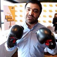 Azeri oyuncudan Şahan'a boks teklifi