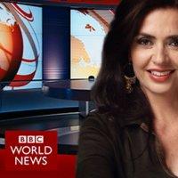 BBC canlı yayınında!