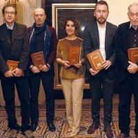 """BGC'den Çalışır'ın Romanı """"Beria""""ya ödül..."""