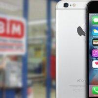 BİM iPhone 6 satışını durdurdu